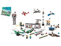 Космос и аэропорт LEGO (9335 Space and Airport Set)