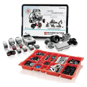 Образовательное решение LEGO® MINDSTORMS® Education EV3 (45544 LEGO® MINDSTORMS® EV3 Core Set)